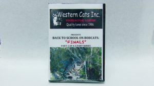 Western Cats Finals DVD
