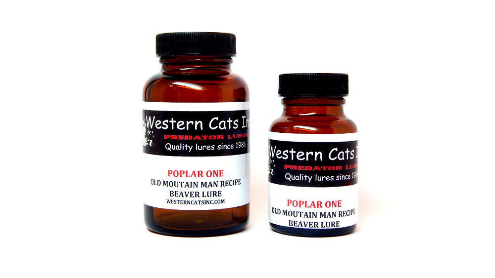 Western Cats Popular One Beaver Lure