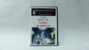 Western Cats Back to School on Bobcats DVD
